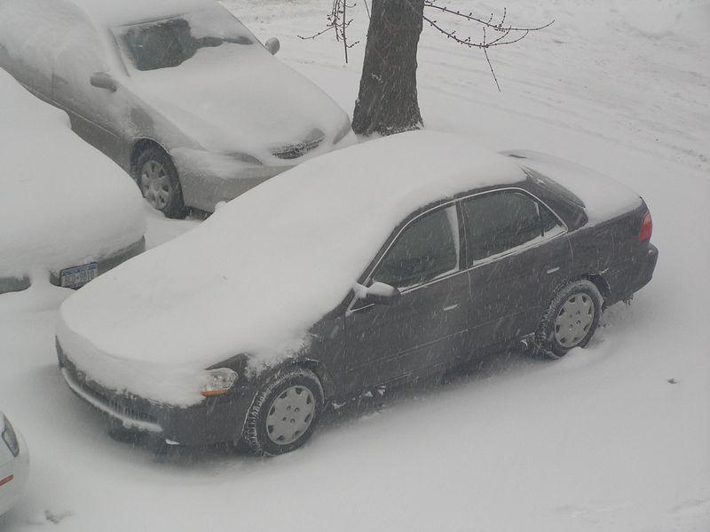 My car Jan 22, 2004 ~2PM