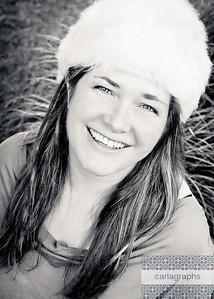Jen White Hat bw-