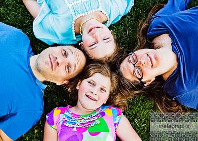 Family Head to Head Vibrant and Crunchy-