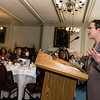 JDI Interim Executive Director Debra Robbin addresses the room<br /> 5/8/2014 for Jane Doe Inc. © Ilene Perlman Photography