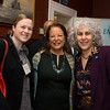 Ropes & Gray colleague Jill Dumas, Diane B. Patrick, and JDI's Communications Director Toni Troop<br /> <br /> 5/8/2014 for Jane Doe Inc. © Ilene Perlman Photography