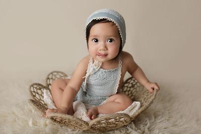 izabella 9 months