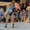2015 J-Hawk Invitational<br /> Championship 113 <br /> Brenden Baker (Cedar Rapids Jefferson) 22-1, Jr. over Triston Lara (Fort Dodge) 24-2, So. (Fall 4:28).