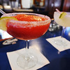 JMag/T. Rob Brown Strawberry and lime margaritas recently in the cantina at Casa Montez restaurant in Joplin.