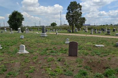 Riverside Cemetery in Denver.