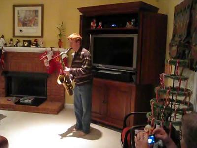 Nathan (son of Kathy and Greg), Nice!