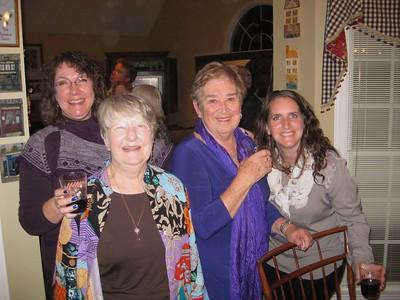 L-R: Kathy, Peggy, Bette, Emily