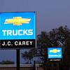 IMG_0203JC Carey Motors Sign