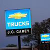 IMG_0202JC Carey Motors Sign