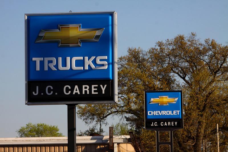IMG_0201JC Carey Motors Sign