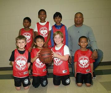 Team Thunder Basketball