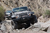 Jeeps in Last Chance Canyon