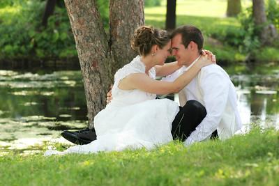 JEN & ZEB WEDDING