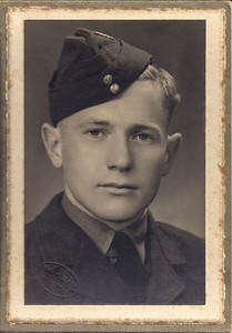 1943 JER Mathews - RNZ Air Force