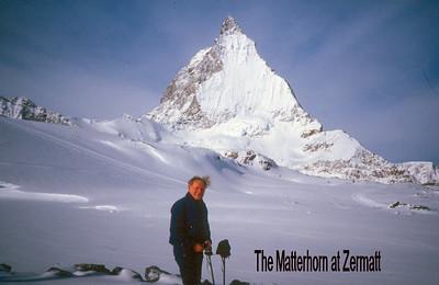 JER Mathews at Materhorn 1960