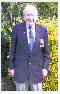 1995 - JER Mathews with medals a