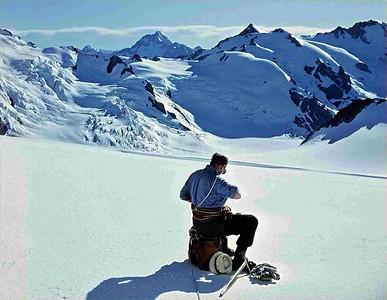 1956 JER Mathews - Murchison Neve Mt Cook N P
