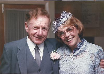 1988 - JER Mathews & Margaret Stewart wedding 2b a