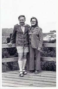 1973 - JER Mathews & Molly Jenkins a