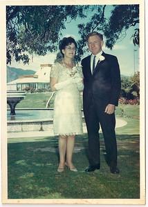 1969 - JER Mathews & Molly Jenkins wedding 5-2 a