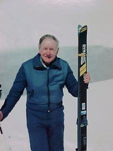 1986 JER Mathews skiing CRATER a