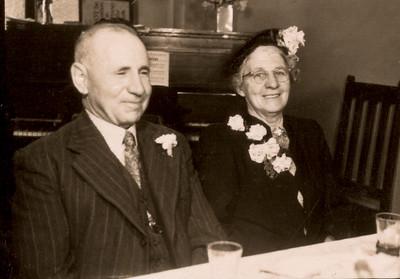 1969 JER  Mathews wedding - Edward and Louise Mathews