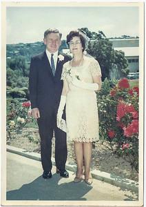 1969 - JER Mathews & Molly Jenkins wedding 5-2 a-2