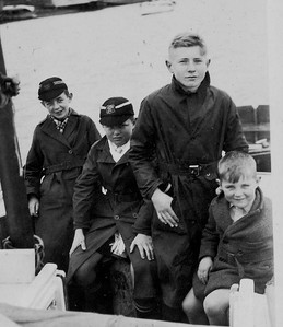 1937 JER Mathews and Kevin O'Reilly - Cousins 1937 a