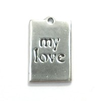 Charm_K_11, $12<br /> Sterling Silver.