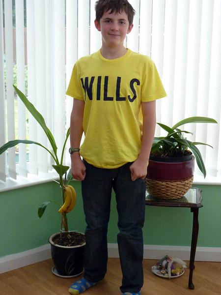 Ian & Banana Tree 2010