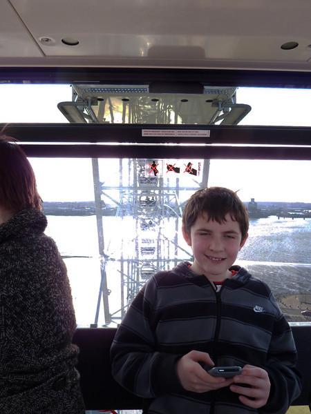 Ian & The Big Wheel