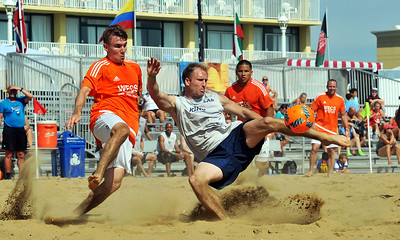 Athletics - Beach Soccer