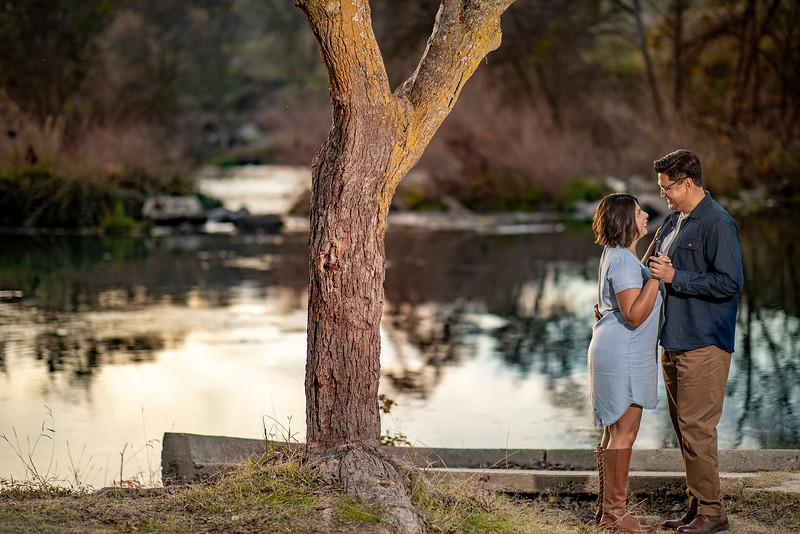 Fresno Engagement -30