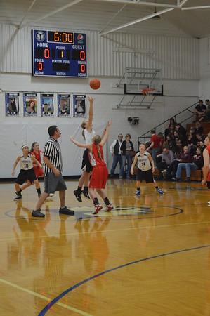 JR High Basketball 2015