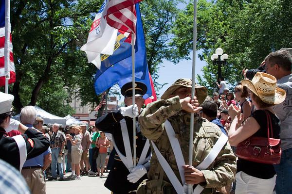 JULY 4th 2010 Prescott, Az.