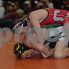 Mendenhall Invitaional, Ames, Iowa - Semifinals<br /> 113 Josh Portillo (Clarion-Goldfield) dec Nolan Hromidko (CR Kennedy) 10-5