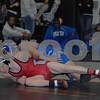 Mendenhall Invitaional, Ames, Iowa - Semifinals<br /> 106 Justin Portillo (Clarion-Goldfield) Maj dec Emmanuel Browne (Sumner Academy) 10-2