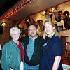 Sharon and Roger Biesen and daughter Paula Malaki. The Biesens are widely considered among the finest custom gun makers in the U.S.