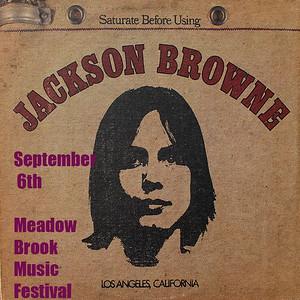 Jackson Browne art Meadow Brook