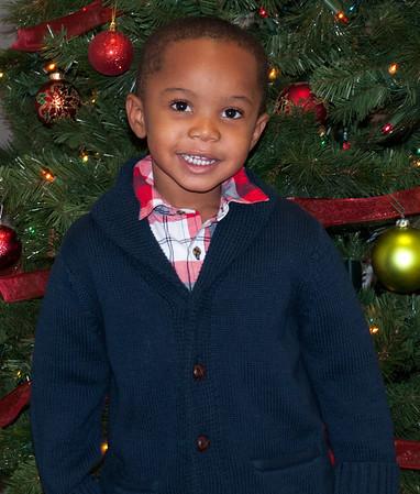 Jackson Christmas Photo