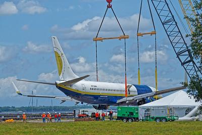 Jacksonville's Crashed Boeing 737