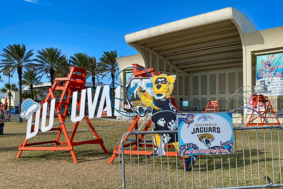 Jacksonville Jaguars at Deck the Chairs