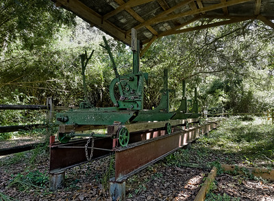 Sawmill from the late 1800's