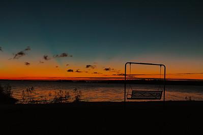 Sunrise at Spring Park