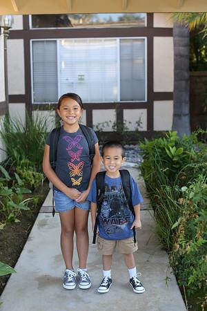 Jade & Jarron @ School 2012-2013