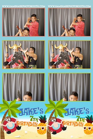 Jake's 7th Birthday