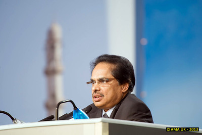JA3_4734 Guest speaker – Mr M Sarwar - Chief Editor, Nation Newspaper.
