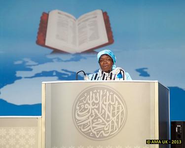 JA3_4757 Guest Speaker: Madam Damiba Beatrice – Burkino Faso.