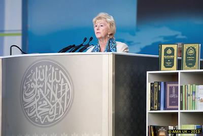 JA3_4434 Guest Speaker: - Councillor Anne Roberts – Mayor of Woking.