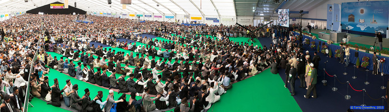 Jalsa Salana Day 3_TCho-1 International Bai'at